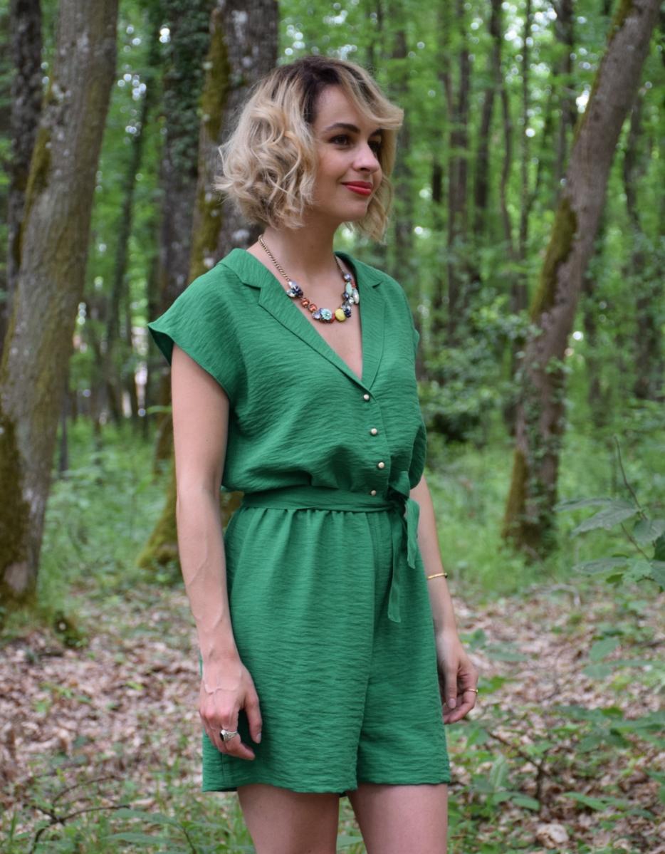 Yvonne Se Met au Vert!