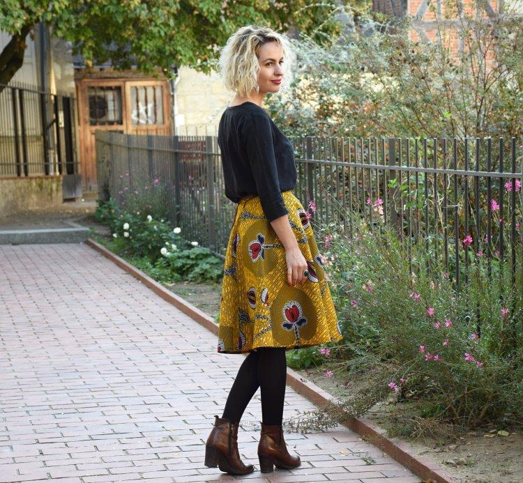 jupe Aurore jaune (1)