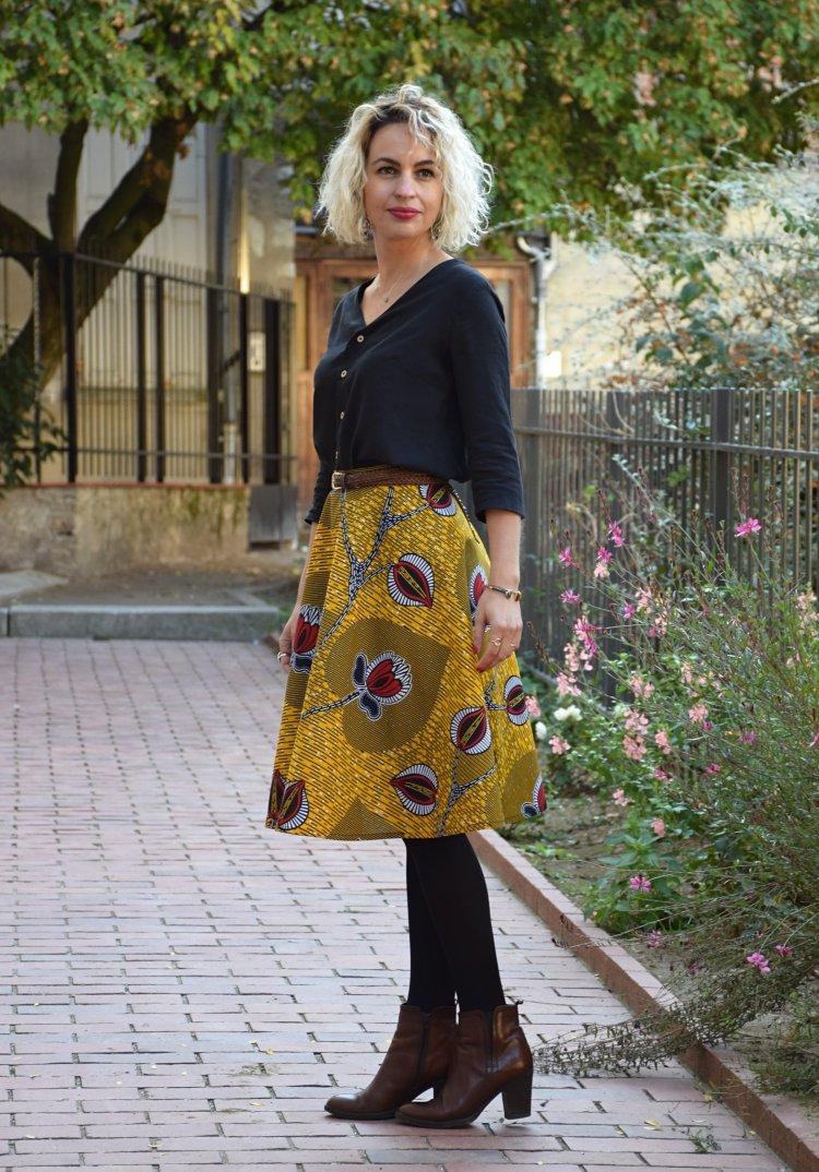 jupe Aurore jaune (3)