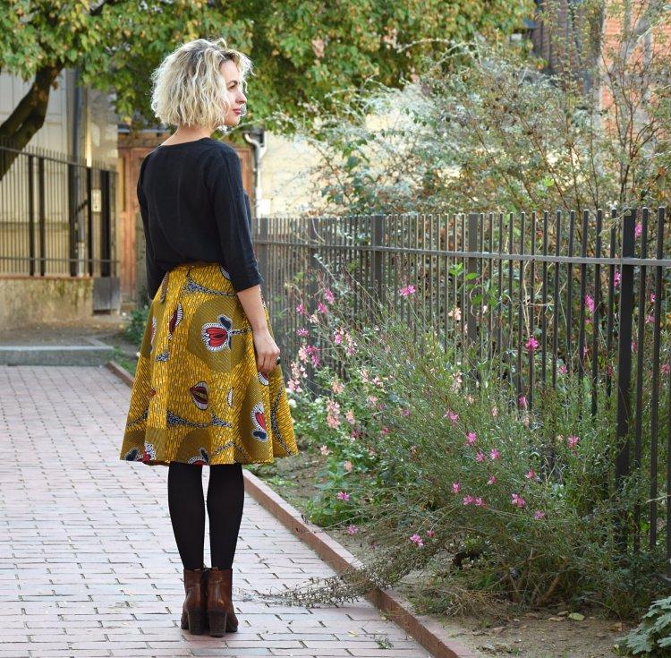 jupe Aurore jaune (5)