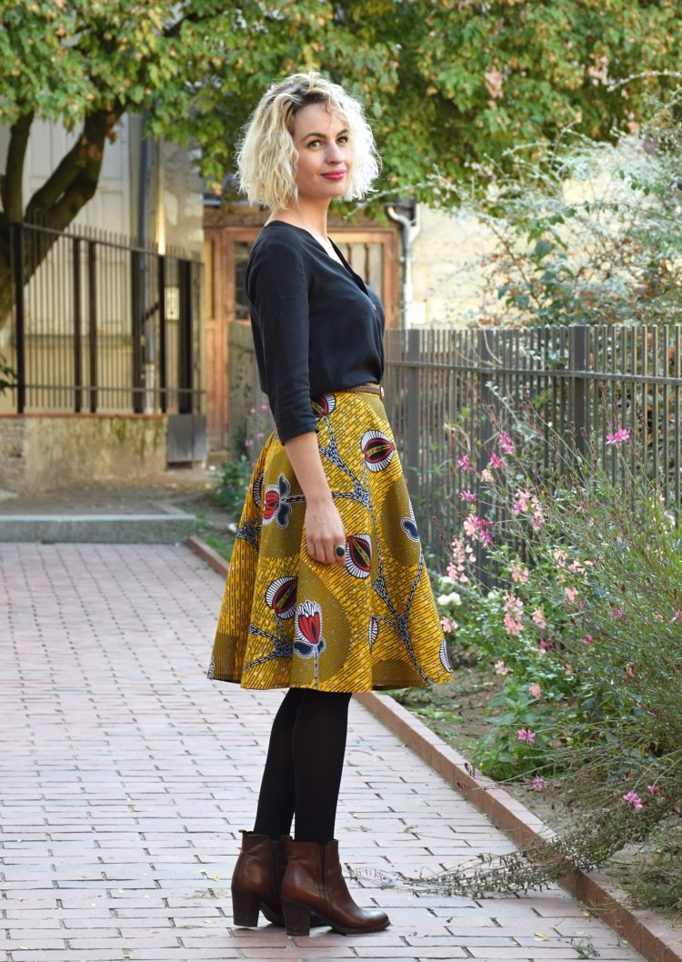 jupe Aurore jaune (6)
